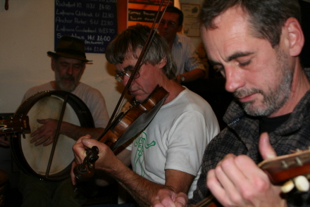 Prince of Wales Folk Night